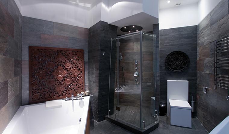 интерьер ванной - фото № 31718