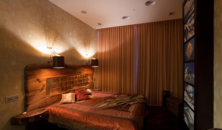 Фото № 31720 спальня  Квартира
