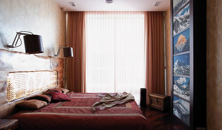 Фото № 31719 спальня  Квартира