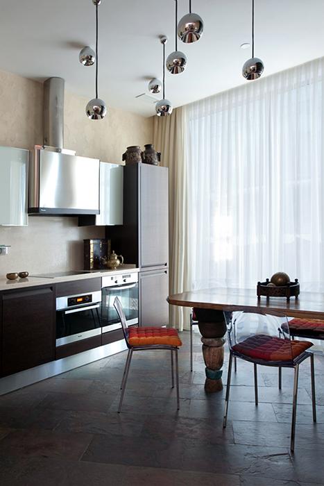 Фото № 31714 кухня  Квартира