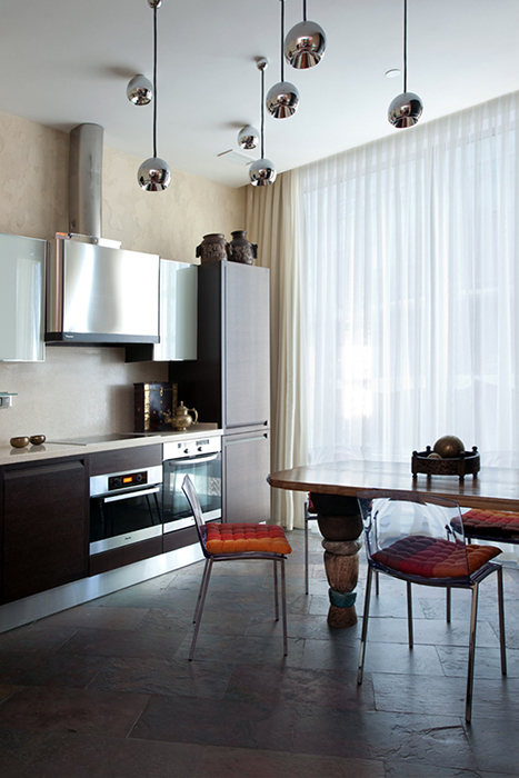 интерьер кухни - фото № 31714