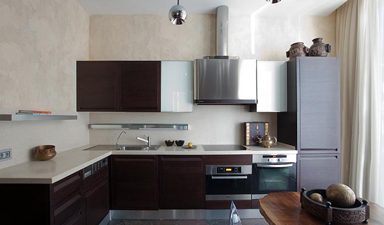Фото № 31715 кухня  Квартира