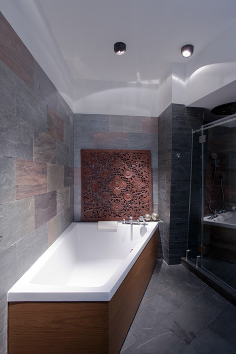 интерьер ванной - фото № 31716