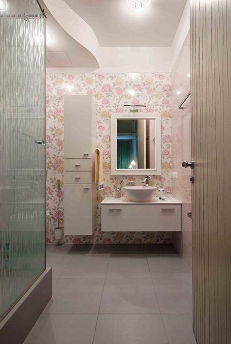 интерьер ванной - фото № 31765