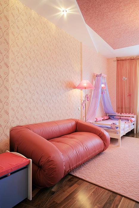 Квартира. детская из проекта , фото №31848