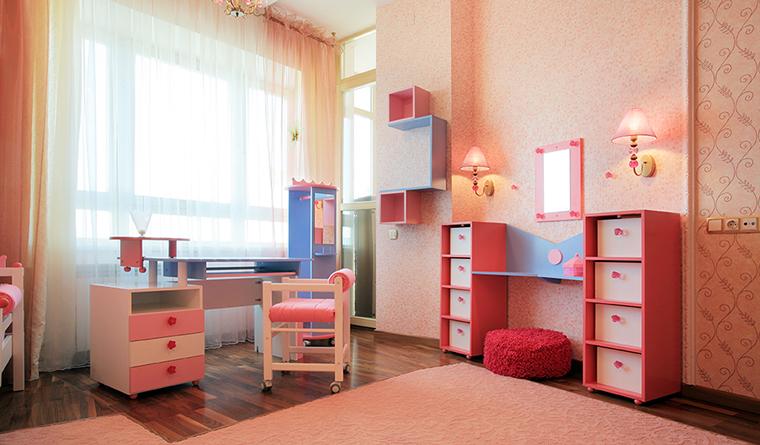 Квартира. детская из проекта , фото №31849