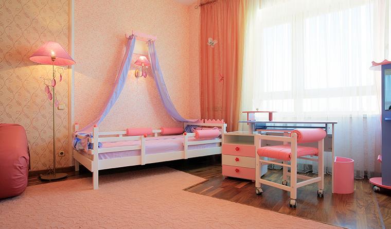 Квартира. детская из проекта , фото №31850