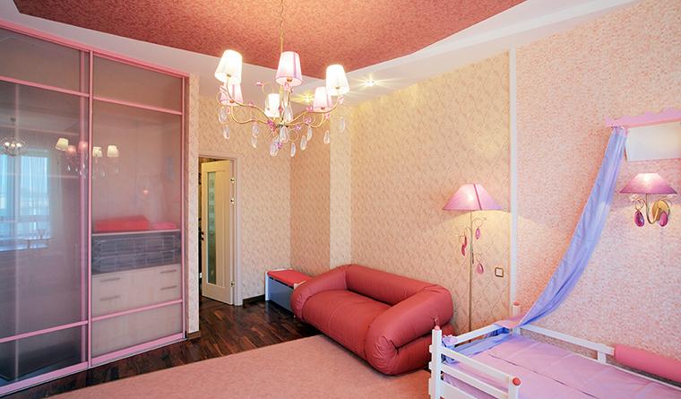 Квартира. детская из проекта , фото №31851