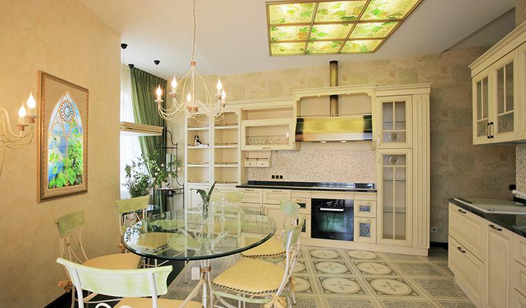 Квартира. кухня из проекта , фото №31854