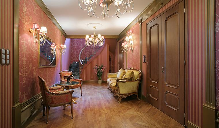 Квартира. холл из проекта , фото №31864