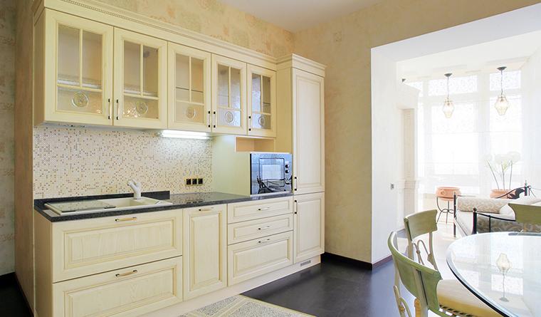 Квартира. кухня из проекта , фото №31855