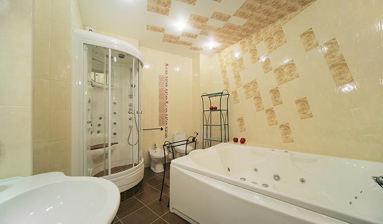 Квартира. ванная из проекта , фото №31857