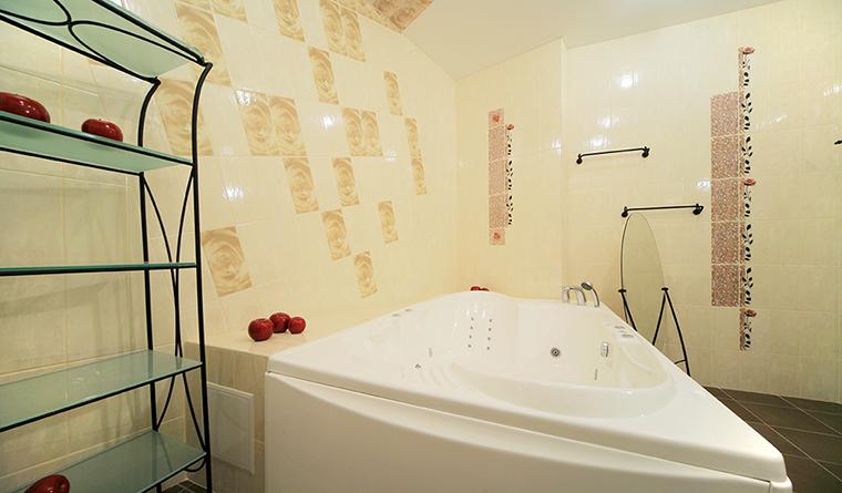 Квартира. ванная из проекта , фото №31858