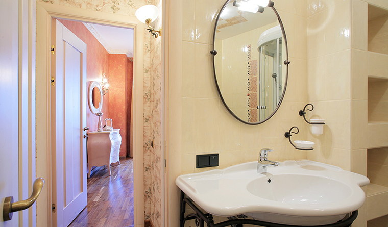 Квартира. ванная из проекта , фото №31859