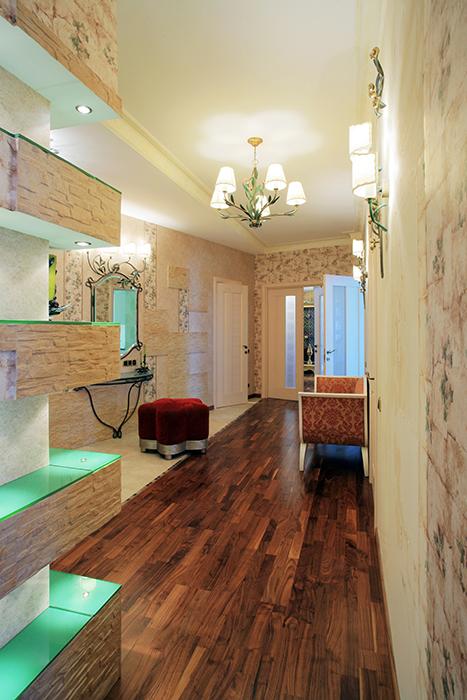 Квартира. холл из проекта , фото №31860
