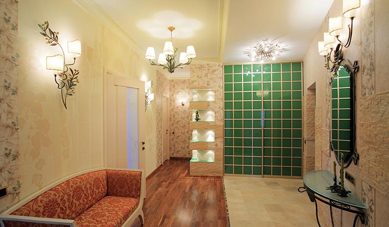 Квартира. холл из проекта , фото №31861