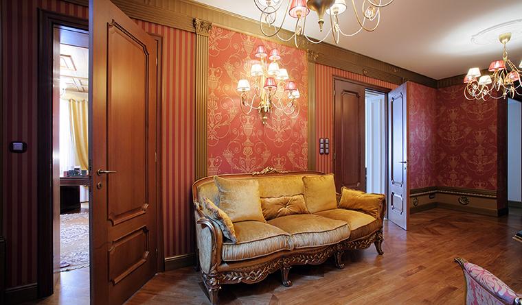 Квартира. холл из проекта , фото №31865