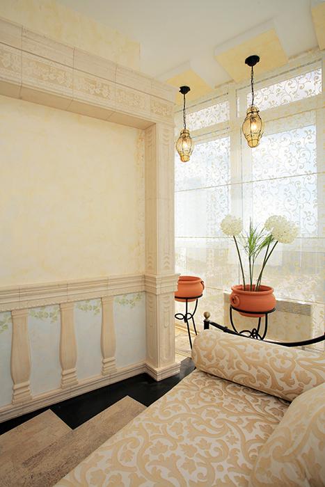 Квартира. веранда лоджия из проекта , фото №31871