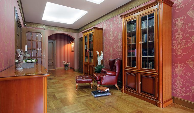 Квартира. холл из проекта , фото №31866