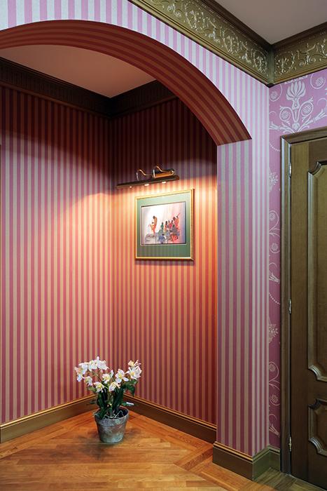 Квартира. холл из проекта , фото №31868