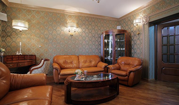 Квартира. гостиная из проекта , фото №31843