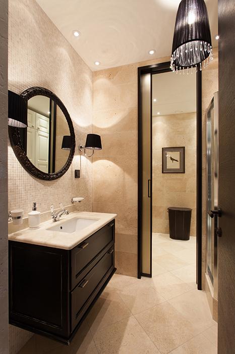 Квартира. ванная из проекта , фото №31881
