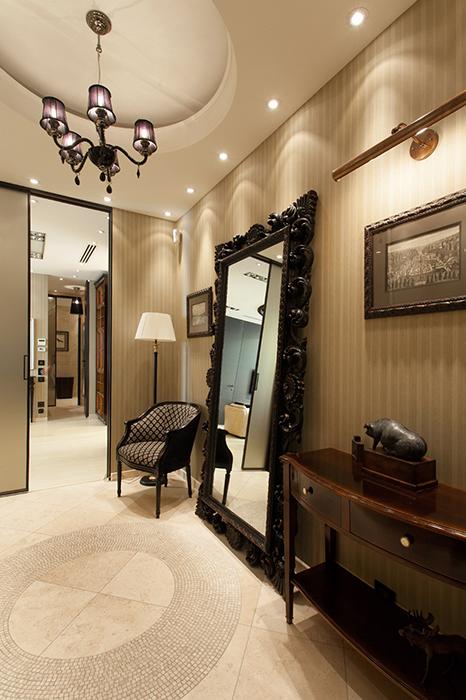 Квартира. холл из проекта , фото №31884