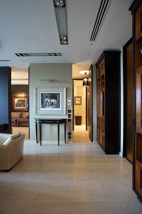 интерьер гостиной - фото № 31889
