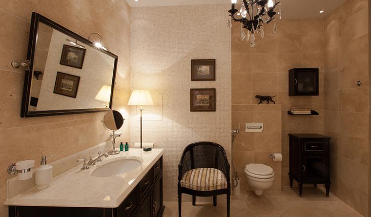 Квартира. ванная из проекта , фото №31877
