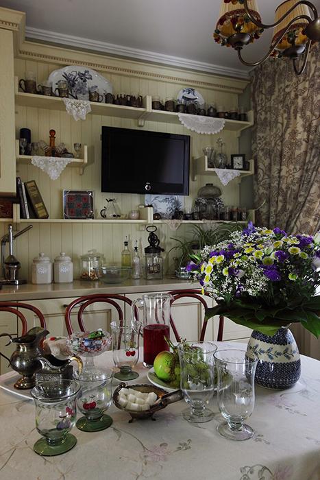 Фото № 31922 кухня  Квартира