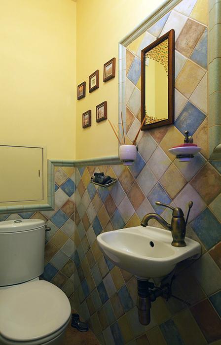 Фото № 31933 санузел  Квартира