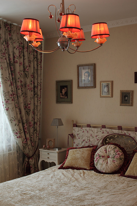 Фото № 31927 спальня  Квартира