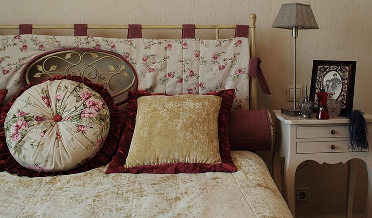 интерьер спальни - фото № 31928