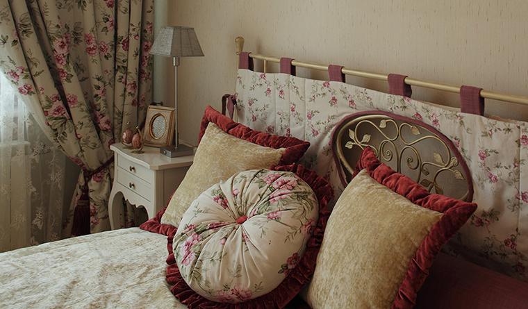 интерьер спальни - фото № 31929