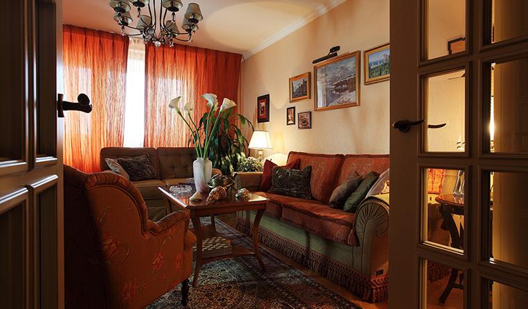 интерьер гостиной - фото № 31916