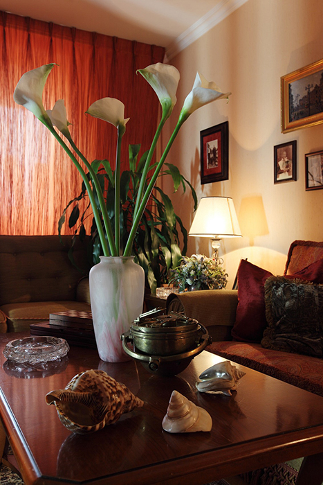 интерьер гостиной - фото № 31917