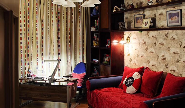 Фото № 31924 детская  Квартира