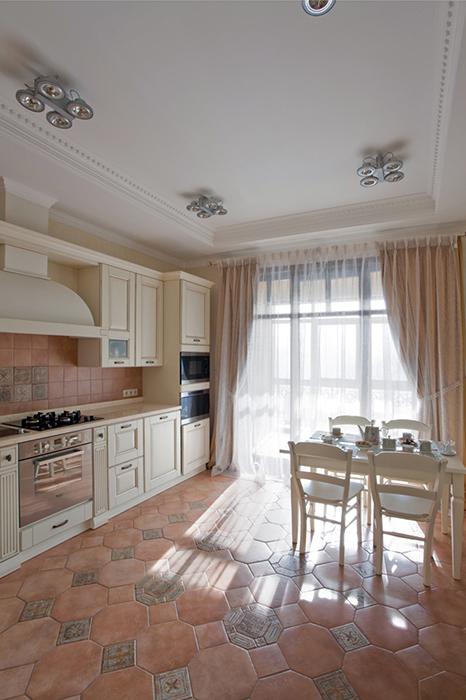 Квартира. кухня из проекта , фото №31903