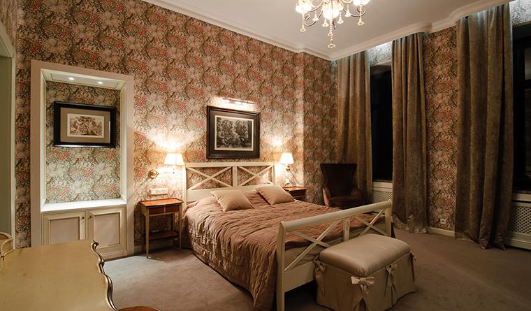 спальня - фото № 31938