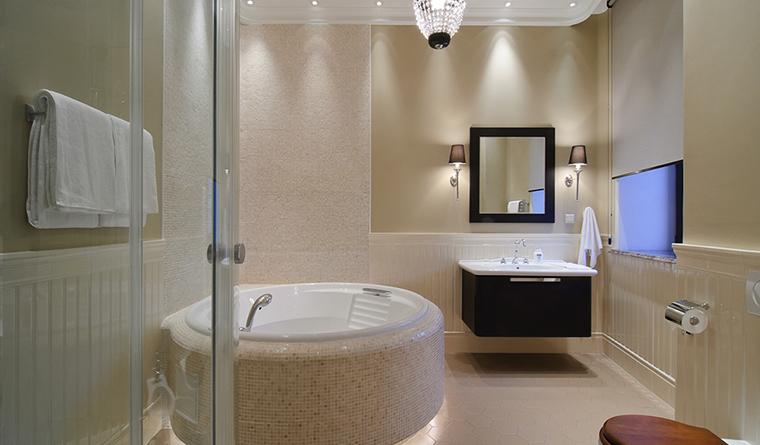 Фото № 31934 ванная  Квартира