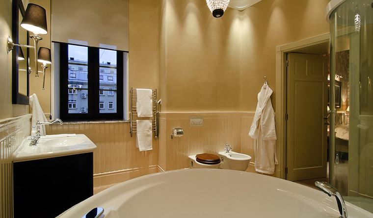 Фото № 31935 ванная  Квартира