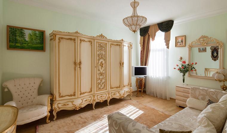 Фото № 31957 гостиная  Квартира