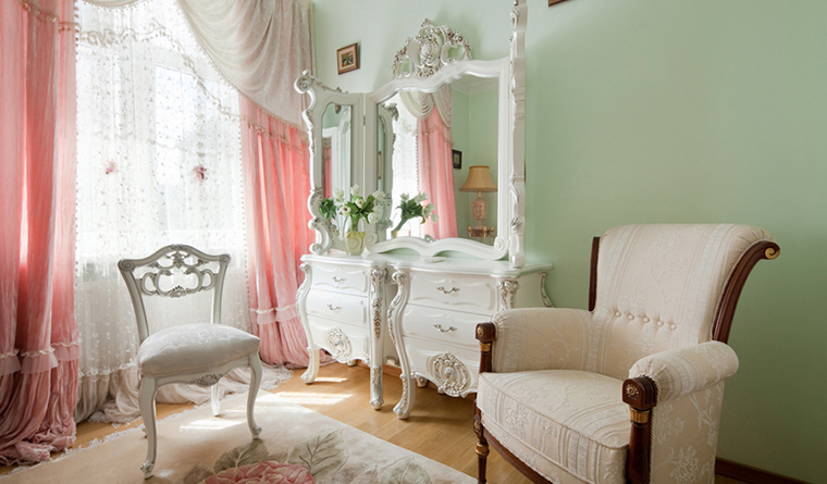 интерьер спальни - фото № 31949