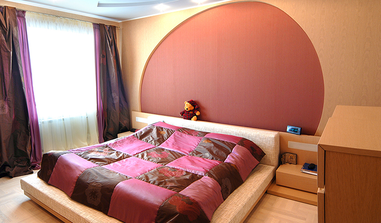 Фото № 31963 спальня  Квартира