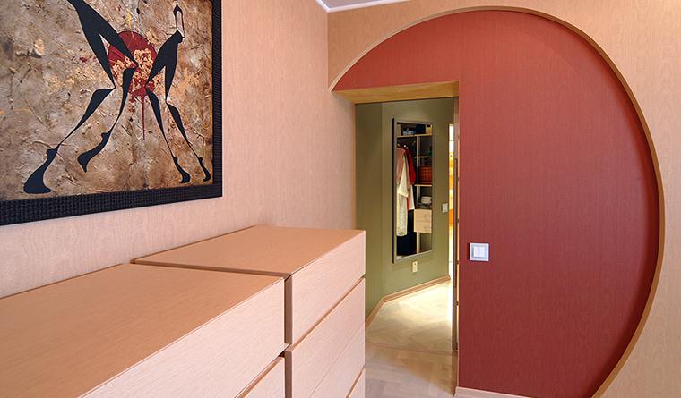 Фото № 31964 спальня  Квартира
