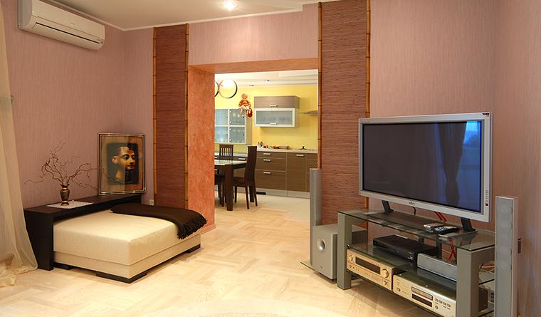 Фото № 31966 гостиная  Квартира