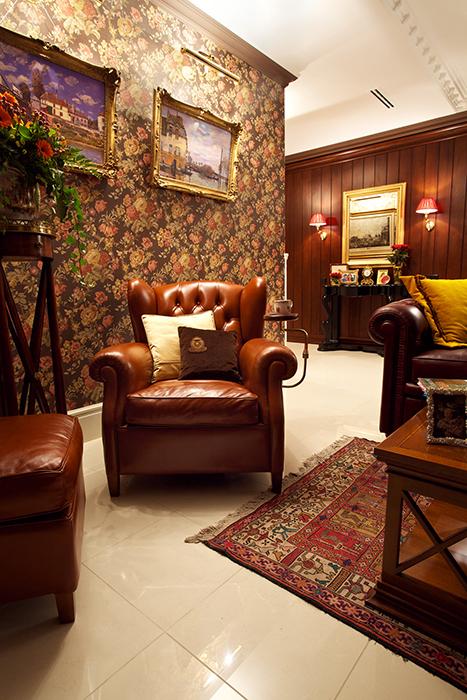 Квартира. гостиная из проекта , фото №32080