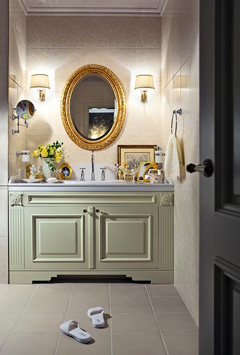 интерьер ванной - фото № 32085