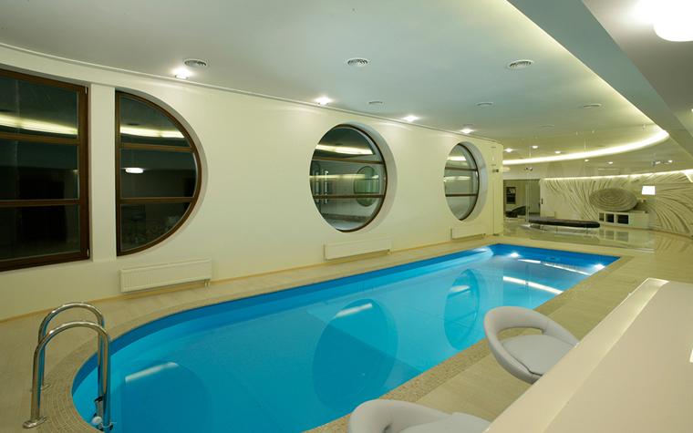 интерьер бассейна - фото № 32111
