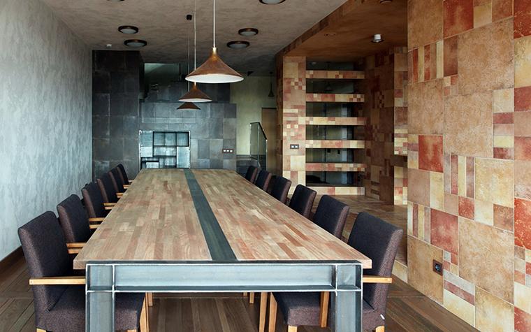 Квартира. столовая из проекта , фото №32198